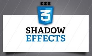effect box shadow