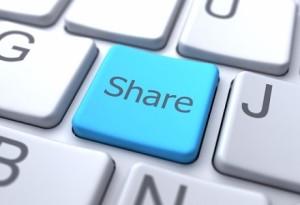 Tombol Social sharing