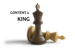 Isi Kontent adalah raja