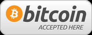 Logo yang menerima pembayaran bitcoin