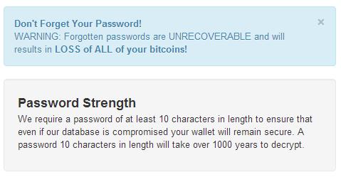 peringatan wallet bitcoin