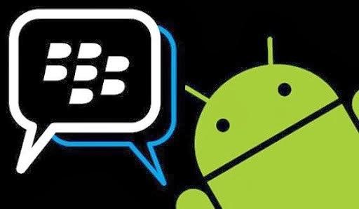 BBM Untuk Android RotiJahe