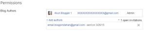 Menunggu Konfirmasi Email Invitations