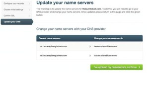 Ganti Name Server Domain
