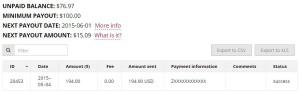 Bukti Payout Propeller Ke Webmoney