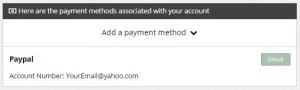 Contoh Pembayaran PropellerAds Via Paypal