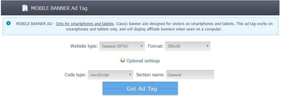 Cara Pasang Iklan banner Yllix untuk Wapka, Wapsite, Mobile Blog