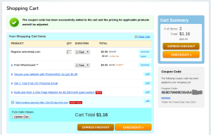promo kupon kode namecheap