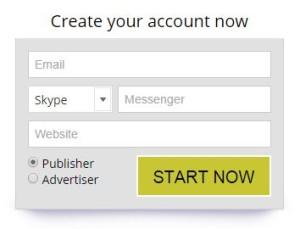 Cara Daftar Iklan Propeller Ads Media di Blog